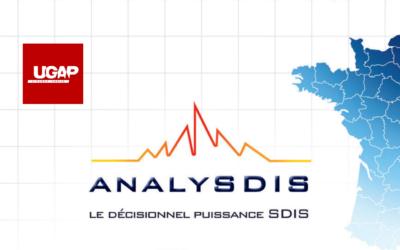 La solution AnalySDIS est disponible à l'UGAP