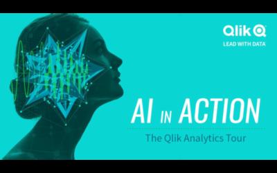OXIO présent à Lyon pour la 1ère étape du Qlik Analytics Tour 2019